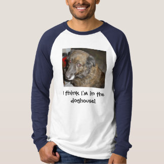 I think I'm in the doghouse! T-Shirt