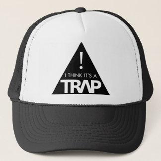 """I think it's a trap"" hat"