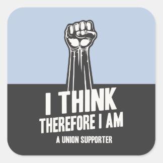 I think Union Square Sticker