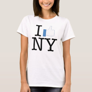 I thumbs up NY T-Shirt