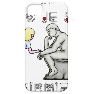 I thus bandage I am (Nurse) - Word games iPhone 5 Cases