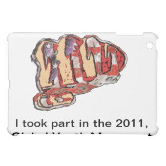 I took part in the 2011, Youth Movement. iPad Mini Cover