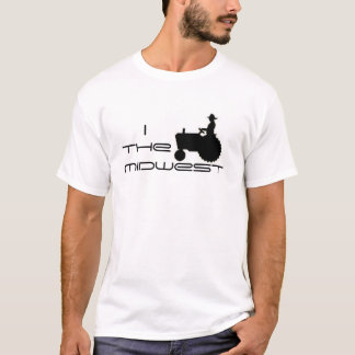 i (tractor) the midwest T-Shirt
