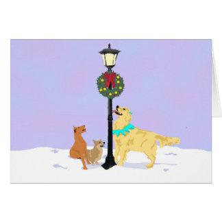 """""""I triple Dog-Dare You"""" - A Christmas Story Card"""