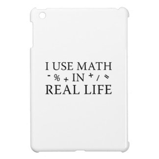 I Use Math In Real Life Case For The iPad Mini