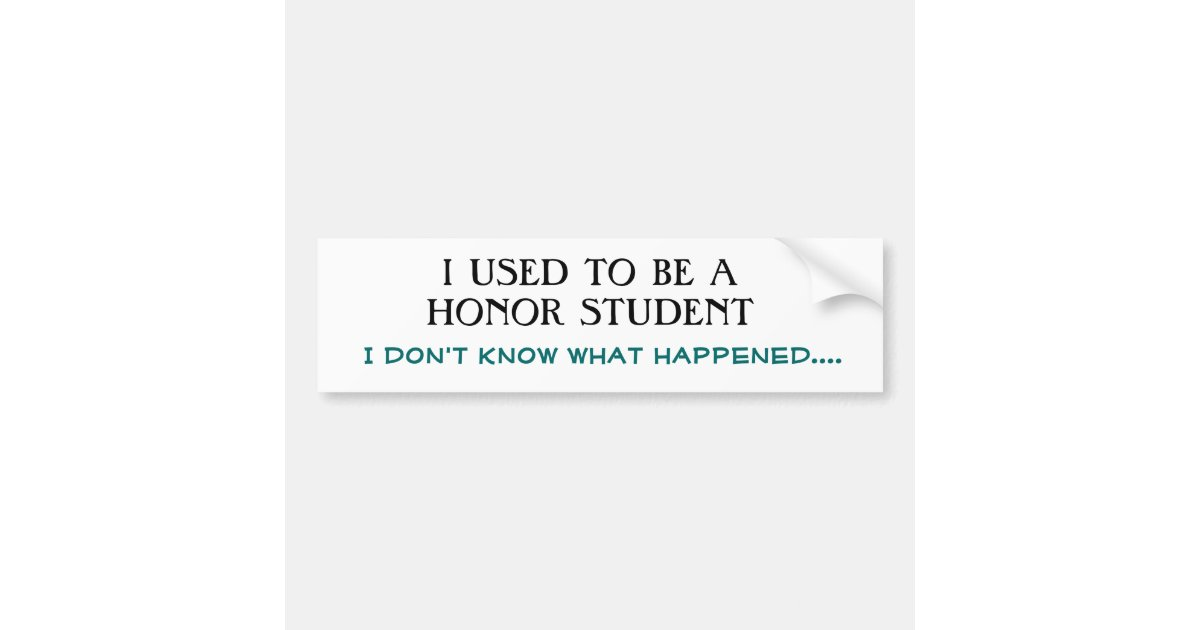 How to become an honor student?