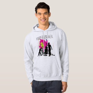 I Used to Love HER (HIP HOP) Hoodie