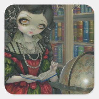 """""""I Vampiri: La Libreria"""" Sticker"""