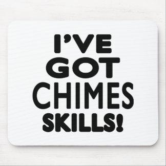 I ve Got Chimes Skills Mouse Pads