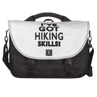 I ve Got Hiking Skills Computer Bag