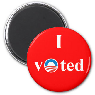 I Voted for Obama Magnet