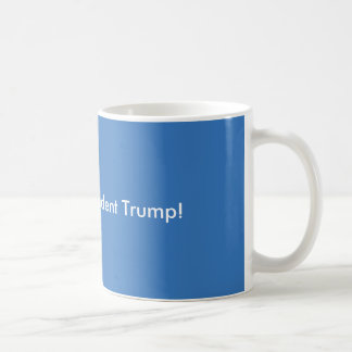 I Voted For President Trump Mug