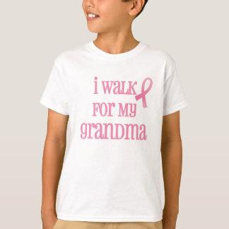 I walk for my grandma T-Shirt