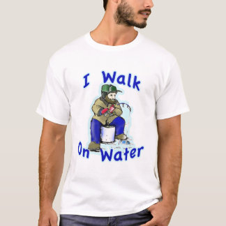 I walk on water 2 T-Shirt