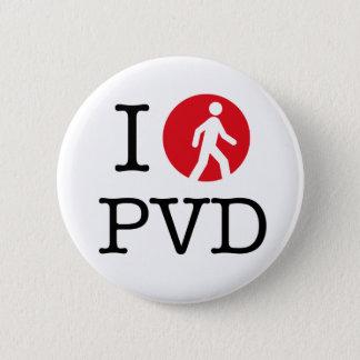 """I Walk Providence"" Button"