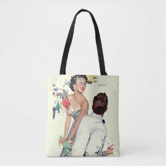 I Want a Man 2 Tote Bag