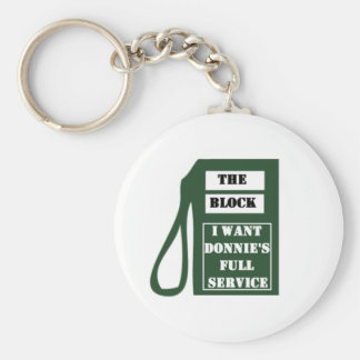 I Want Donnie's Full Service Keychain