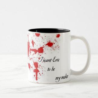I want Eric ton of BE my more maker! 1 Two-Tone Coffee Mug