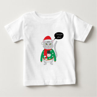I want my present right may baby T-Shirt