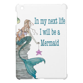 I want to be a Mermaid Cover For The iPad Mini