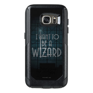 I Want To Be A Wizard OtterBox Samsung Galaxy S7 Case