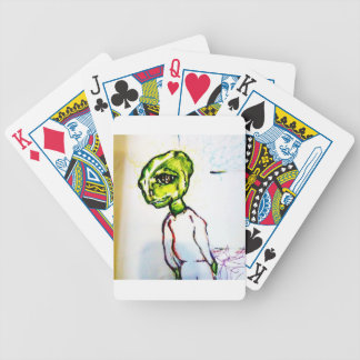 I want to be loved bicycle playing cards