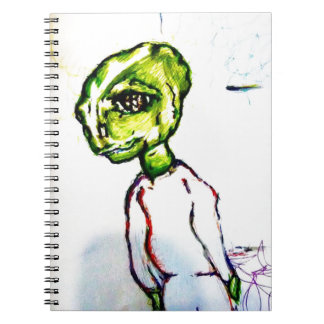 I want to be loved spiral notebook