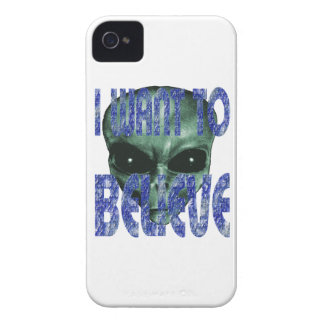 I Want To Believe 2 iPhone 4 Case-Mate Cases