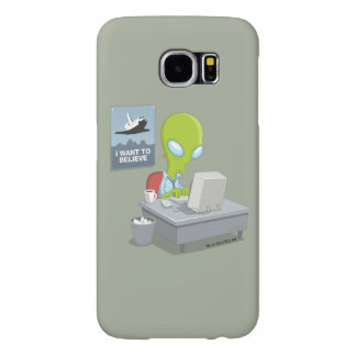 I Want To Believe Samsung Galaxy S6 Cases