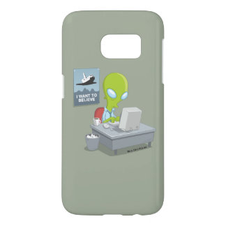 I Want To Believe Samsung Galaxy S7 Case