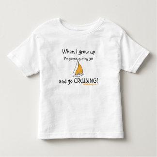 I Want to Go Cruising T-Shirt