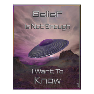 I Want To Know  Art Print Poster