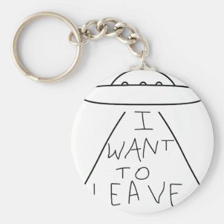 i want to leave keychain