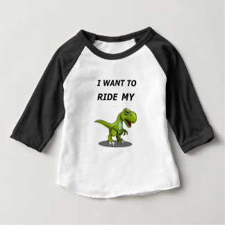 I Want To Ride My Baby T-Shirt