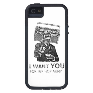 I want you for hip-hop army iPhone 5 covers