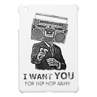 I want you for hip-hop army cover for the iPad mini