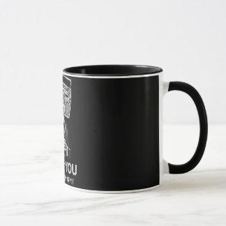 I want you for hip-hop army mug