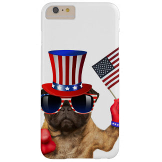 I want you ,pug ,uncle sam dog, barely there iPhone 6 plus case