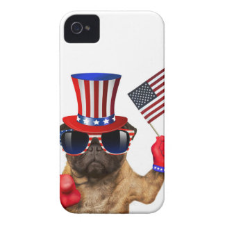 I want you ,pug ,uncle sam dog, iPhone 4 covers