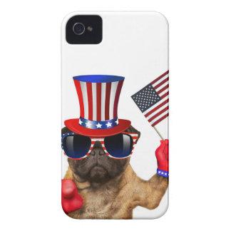 I want you ,pug ,uncle sam dog, iPhone 4 covers