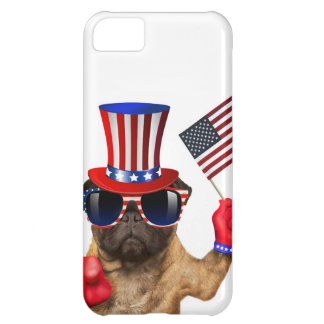 I want you ,pug ,uncle sam dog, iPhone 5C cover