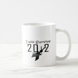 I wants Survive 2012 Basic White Mug