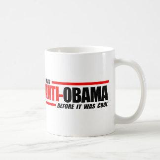 I was Anti-Obama before it was cool Coffee Mug