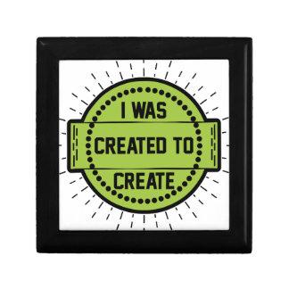 I was created to create gift box
