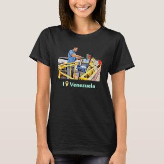 I was in Venezuela: Cane guarapo T-Shirt