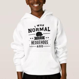 I Was Normal Three Hedgehogs Ago