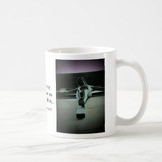 I was thirsty... coffee mug
