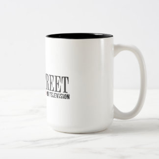 I watched Occupy Wallstreet on TV - Coffee Mug