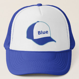 I Wear a Blue Hat