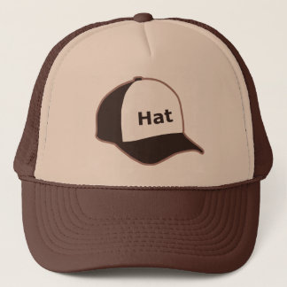 I Wear a Hat brown version